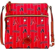 Dooney & Bourke MLB Nylon Diamondbacks Crossbody - A281520