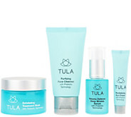 TULA Probiotic Skin Care Exfoliating Mask and Travel Set - A285220