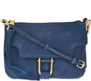 Aimee Kestenberg Leather Crossbody- Brenton - A286420