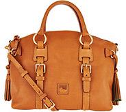 Dooney & Bourke Florentine Leather Bristol Satchel - A292720