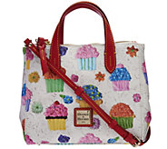 As Is Dooney & Bourke Kiki Satchel Handbag - A298420