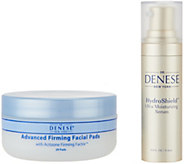 Dr. Denese Travel Size Hydroshield Serum & 20 ct Firming Pads - A299320