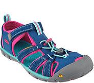 KEEN Girls Sport Sandals Youth -Seacamp II CNX - A304820