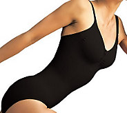 Lipo in a Box Firm Control Bodysuit w/ WirefreeBra - A316320