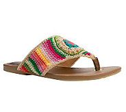 The Sak Shannon Thong Sandals - A327820