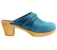 Cape Clogs Dala Sky Blue Style Clogs - A329220