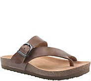 Eastland Leather Thong Sandals - Shauna - A357620