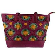 LArtiste by Spring Leather Handbag - Starburst - A412720