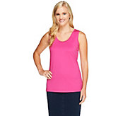 Denim & Co. Essentials Layering Camisole - A226521