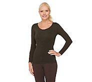 Legacy Slim Disguise Long Sleeve Shaper Tee - A258121