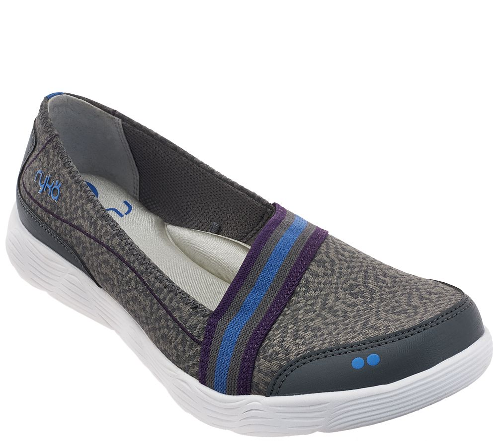 ryka slip on sneakers with css technology swivel plus