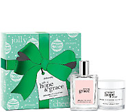 philosophy hope & grace gift of giving duo w/ gift box - A273121