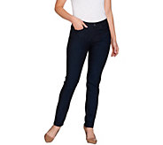 SkinnyJeans 2 Regular Straight Leg Jeans - A277621