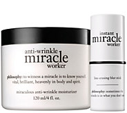 philosophy super-size miracle worker moisturizer & blur stick - A280321