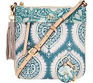 DENA North/South Crossbody Handbag with Key Fob - A296621