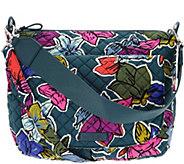 As Is Vera Bradley Signature Print Carson Shoulder Bag - A305721