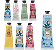 LOccitane Shea Hand Cream Wardrobe by Rifle Paper Company - A308421