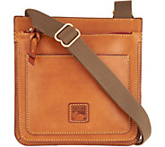 As Is Dooney & Bourke Florentine Small Crossbody - Mallory - A311321