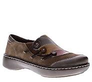 Spring Step LArtiste Leather Slip-ons - Grenadine - A334321
