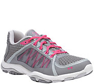 Ryka Lace-up Training Sneakers - Influence 2 - A338321