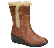 Softspots Water-Resistant Mid-Calf Boots - Corby - A338421