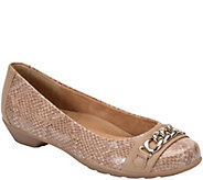 Softspots Slip-on Flats - Pelham - A339221