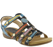 Spring Step LArtiste Leather Sandals - Gipsy - A340021