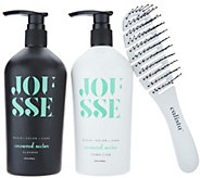 Calista Jousse Cleanse and Condition Duo with Brush Auto-Delivery - A342121
