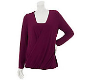 Attitudes by Renee Drape Front Top - A231422