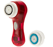 Clarisonic Mia 2 Sonic Cleansing System w/ Extra Brushhead - A268722