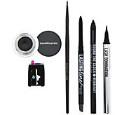bareMinerals Wink. Wink. 4-pc Eyeliner Wardrobe w/ Brush - A278722
