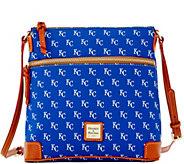 Dooney & Bourke MLB Royals Crossbody - A280022