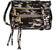 As Is Aimee Kestenberg Pebble Leather Crossbody Bag - Karen - A280222