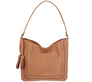 Tignanello Dreamweaver Smooth Leather Hobo - A289922