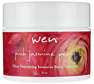 WEN by Chaz Dean Pink Jasmine Peony 8oz Body Treatment - A290322