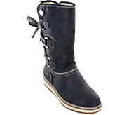 White Mountain Tall Winter Boots - Tivia - A356822
