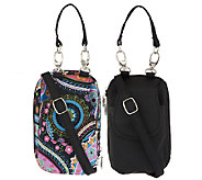 Set of 2 PursePlus Standard Size Smartphone Bags with Straps - A261723