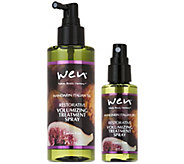 WEN by Chaz Dean Volume Spray w/Rice Protein 6 oz. & 2 oz. - A264823
