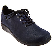 Clarks Cloud Stepper Lace-up Shoes - Sillian Tino - A275123