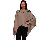 As Is Isaac Mizrahi Live! 2-Ply Cashmere Wrap - A276923
