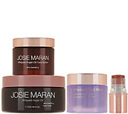 Josie Maran 4 pc. Face & Body Whipped Argan Spa Set - A281423