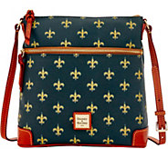 Dooney & Bourke NFL Saints Crossbody - A285723