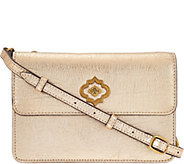 orYANY Pebble Leather Crossbody - Ivy - A286023
