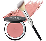 IT Cosmetics Bye Bye Pores Blush with Brush Auto-Delivery - A287923