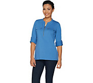 As Is Belle by Kim Gravel Long Sleeve Utility Shirt - A306123