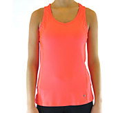 Ryka Performance Pintuck Sleeveless Top - A335523