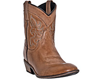 Dingo Leather Boots - Willie - A335623