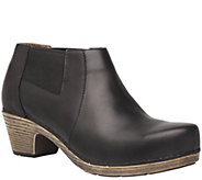Dansko Leather Ankle Boots - Marilyn - A340923