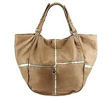 Kelsi Dagger Andrej Leather Carry All Tote