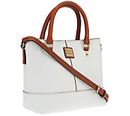 Dooney & Bourke Pebble Leather Mini Chelsea Shopper - A263624